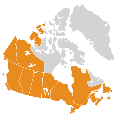 Distribution: Malva Linnaeus